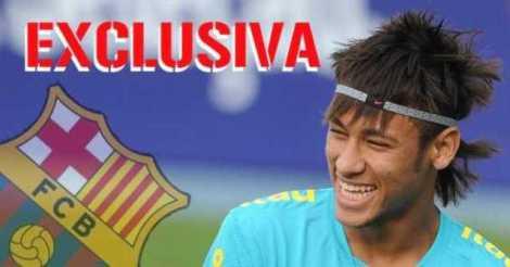 Neymar-al-Barcelona